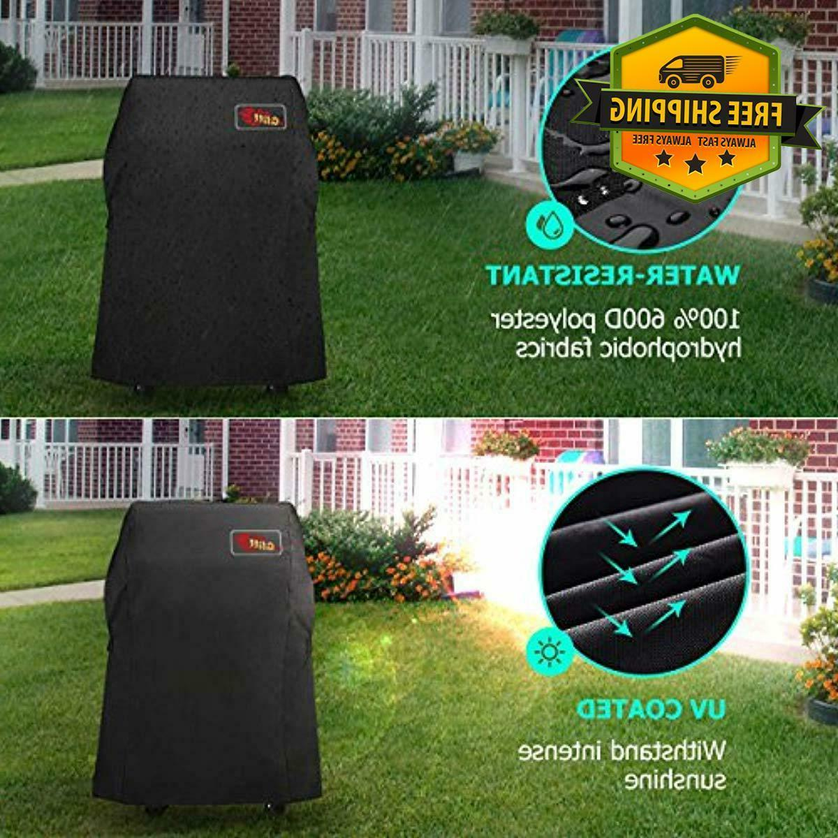 VicTsing Small 30-Inch Heavy Gas BBQ Cover...