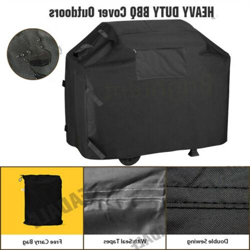 waterproof bbq cover electric gas