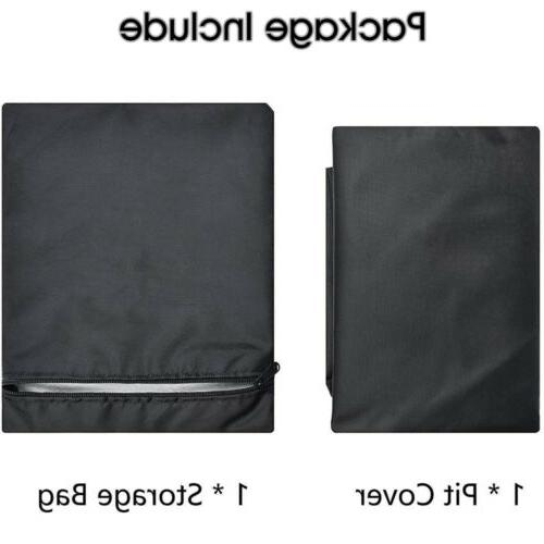 Waterproof BBQ Cover Barbecue Protector