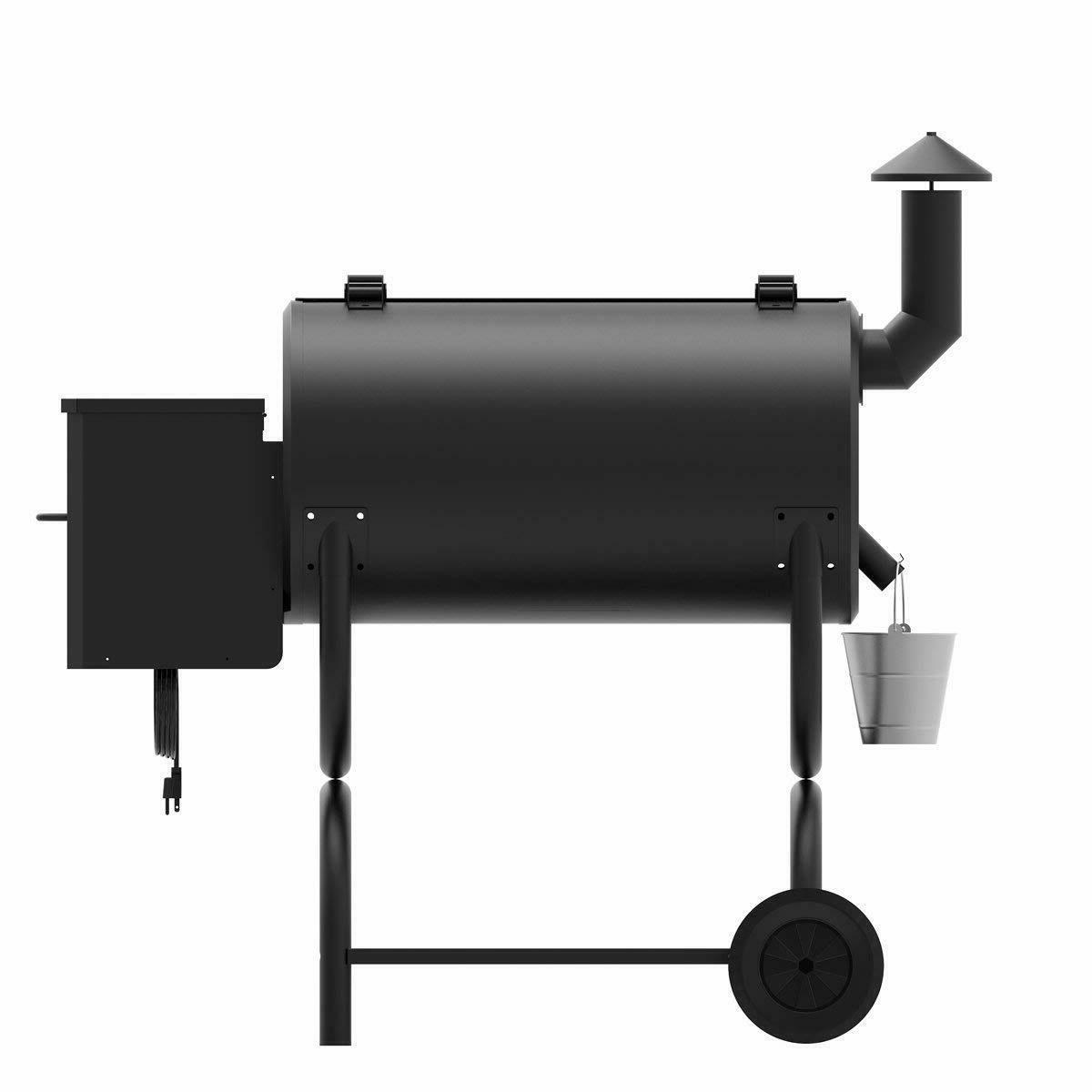 Z Grills Wood Pellet Grill BBQ Smoker Digital