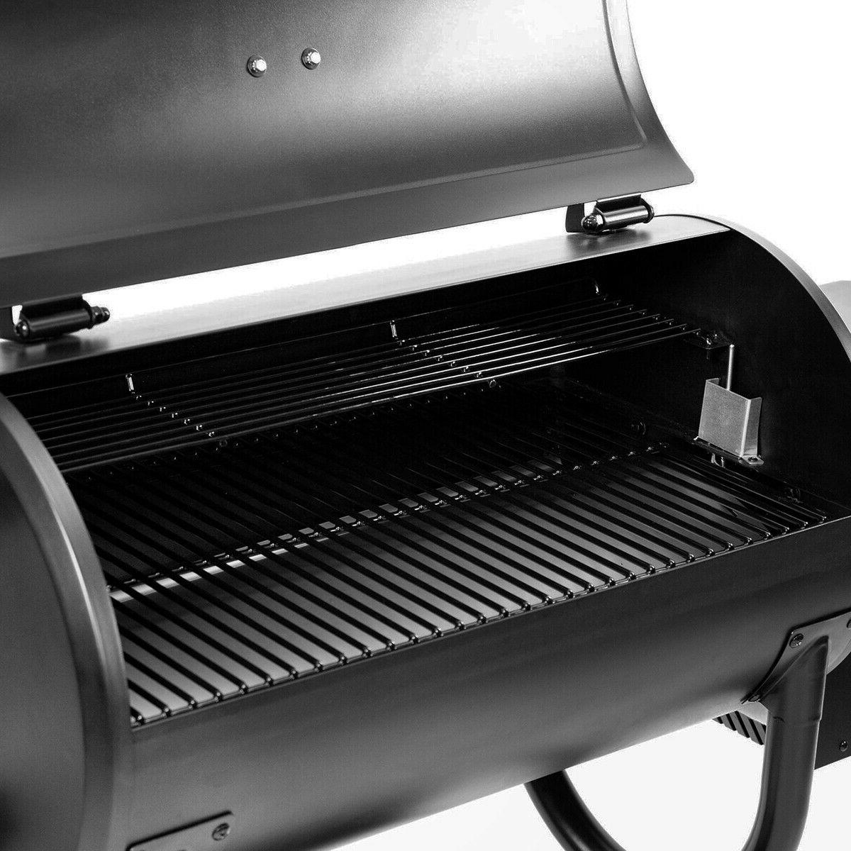 Z Wood Grill BBQ Smoker Control