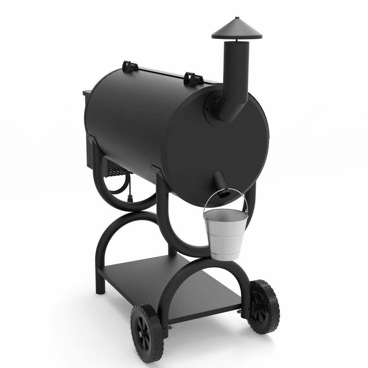 Z Grills Wood Grill Smoker Control with Cover