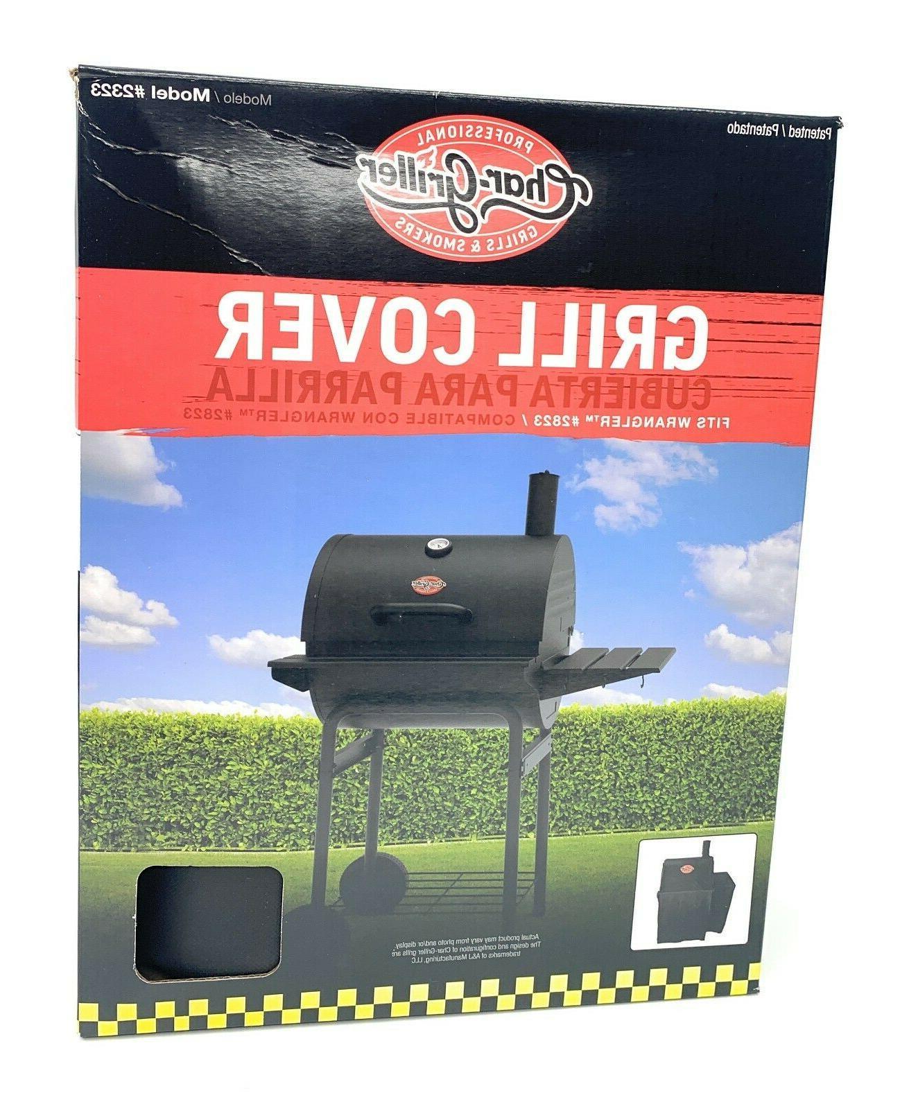 wrangler grill smoker cover