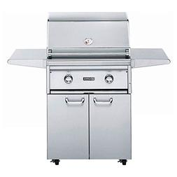 Lynx L27FR-2-NG Natural Gas Grill-On Cart with Rotisserie, 2