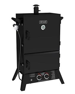 LP Gas Smoker