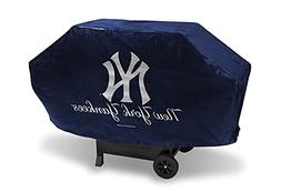 Rico Industries MLB New York Yankees Deluxe Grill Cover, 68""