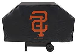 MLB San Francisco Giants Grill Cover, Large, Orange