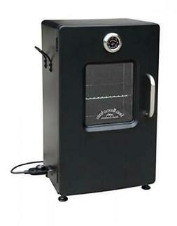 Smokey Mountain Stand Alone Electric Smoker Black-Mfg# 32954