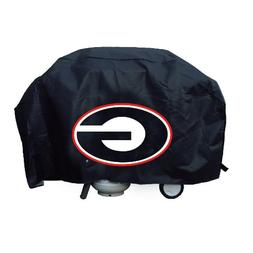 NCAA Georgia Bulldogs Vinyl Grill Cover