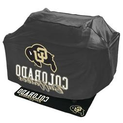 Mr. Bar-B-Q NCAA Grill Cover and Grill Mat Set, University o