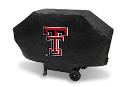 NCAA Texas Tech Red Raiders Vinyl Padded Deluxe Grill Cover