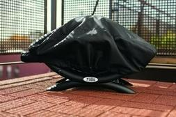 New Weber 7110 Grill Cover Fits Q100 & 1000 Series Gas Grill