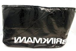 NEW Brinkmann BBQ GRILL COVER-Vinyl Protection Felt LINING-