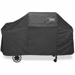 New Black Weber 7552 Grill Cover Premium Protector Fits For