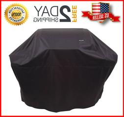 NEW Char Broil All-Season Grill Cover 3-4 Burner Gas Grills,