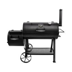 NEW Oklahoma Joe's Highland 900-sq inch Offset Charcoal Smok
