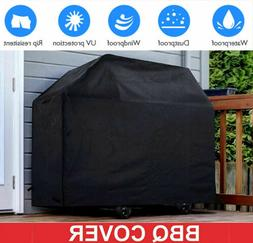 BBQ Grill Cover 57 Inch Gas Barbecue Heavy UV Duty Protectio