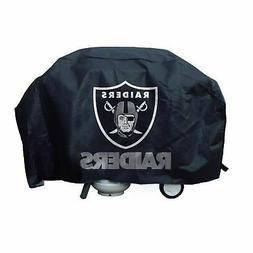 Rico NFL Oakland Raiders Economy Barbeque BBQ Grill Cover Ne