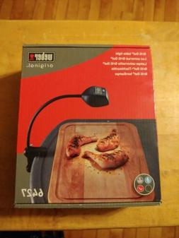 Weber original GrillOut table light. Model 6427.