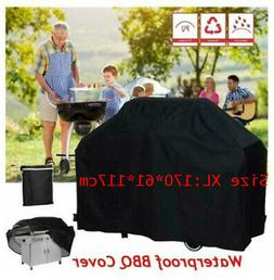 Outdoor Waterproof BBQ Cover Garden Grill Protective Cover 1