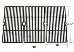 Hongso PCE993 Matte Cast Iron Cooking Grid Replacement for C
