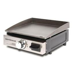 Blackstone Portable Gas Grill 17 in. 1-Burner Stainless Stee