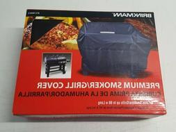 Brinkmann Premium Smoker Grill Cover 66 Inches Water Resista