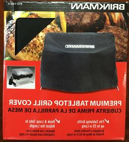 "Brinkmann Premium Tabletop Grill Cover Up To 22"" Long -Great"