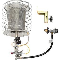 Dyna-Glo 360 Degree Radiant Lp Tank Top Heater - 35000/30000