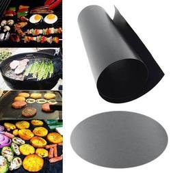 Reusable Non-Stick BBQ <font><b>Grill</b></font> Mat Pad Bak