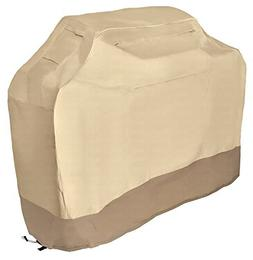 """Scalahome Heavy Duty Grill Cover - Up to 61"""", Padded Handles"""