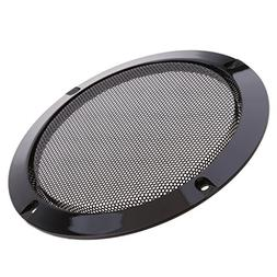 MagiDeal 5 Inch Speaker Grills Cover Case with 4 pcs Screws