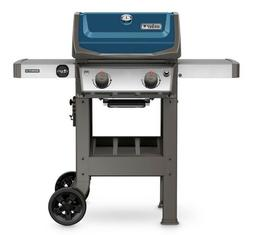 Weber: Spirit II: E-210 2-Burner Propane Grill: Blue, Red, I
