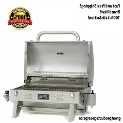 Smoke Hollow Stainless Steel 1-Burner Liquid Propane Outdoor
