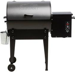 Traeger Tailgater Elite 20 Wood Fired Pellet Grill And Smoke