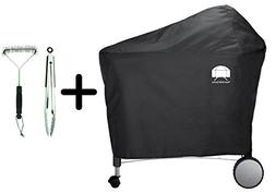 Texas Grill Covers Including Brush and Tongs - Select from a