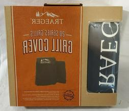 Traeger BAC374 Grill Cover for 20 Series - Junior & Tailgate