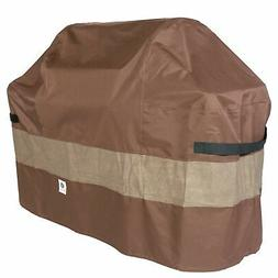 """Duck Covers UBB532543 Ultimate BBQ Grill Cover, 53"""" W x 25"""""""