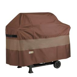 Duck Covers Ultimate Waterproof Barbecue Grill Cover, Mocha