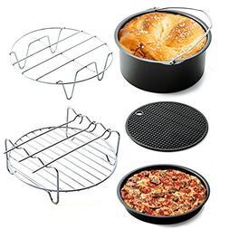 Universal Air Fryer Accessories - Air Fryer Accessories Kit
