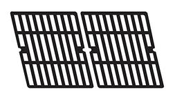 Universal Gas Grill Grate Porcelain Coated Cast Iron Cooking