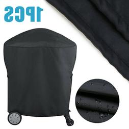 BBQ Rolling Grill Cover for Weber Q1000/2000 #7113 Cart Prot