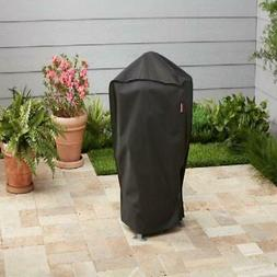 Vertical Barbecue Smoker Cover Outdoor Heavy Duty Protection