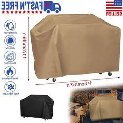 Waterproof BBQ Gas Grill Cover Barbecue Outdoor Patio Garden