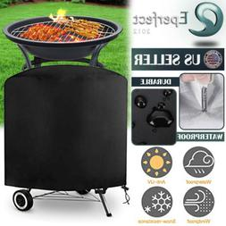 waterproof bbq grill cover barbecue patio fire