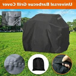 Waterproof Barbecue Cover Trolley Wagon Weber Texas BBQ Gril