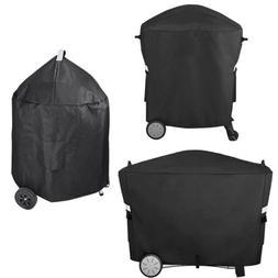 Waterproof Grill Cover for Weber Q100 Q200 Q1000 Q2000 Q3000