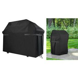 Waterproof Heavy Duty BBQ Gas Grill Cover Anti-UV for Weber
