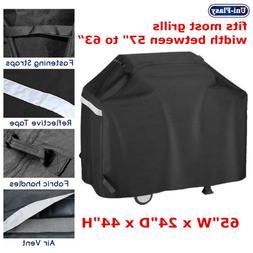 Waterproof Heavy Duty BBQ Grill Cover For Weber, Brinkmann,