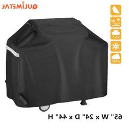 Waterproof Large 65 inch BBQ Grill Cover for Weber Charbroil